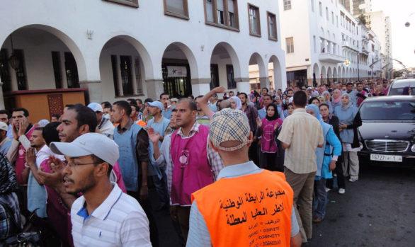 Demotix Rabat