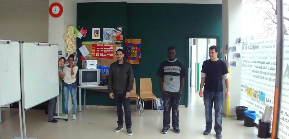 Taller documental participatiu - Joves en Xarxa